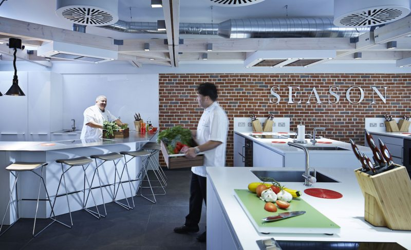 ICSA cookery School Member