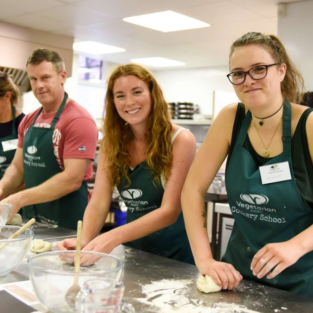 Vegetarian Society Cookery School ICSA Centre of Excellence