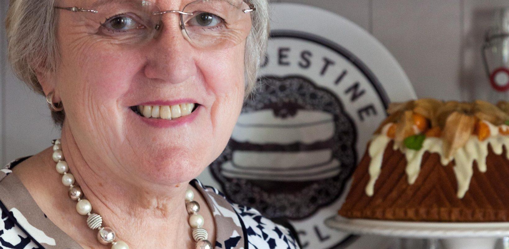 Lynn Hill, ICSA Baking Ambassador