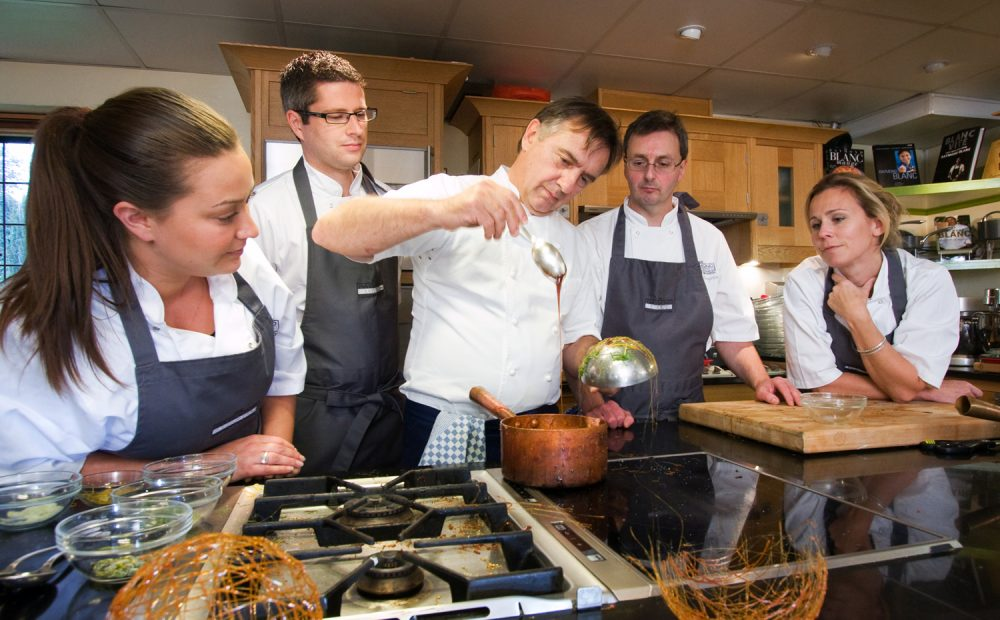 Raymond Blanc cookery school