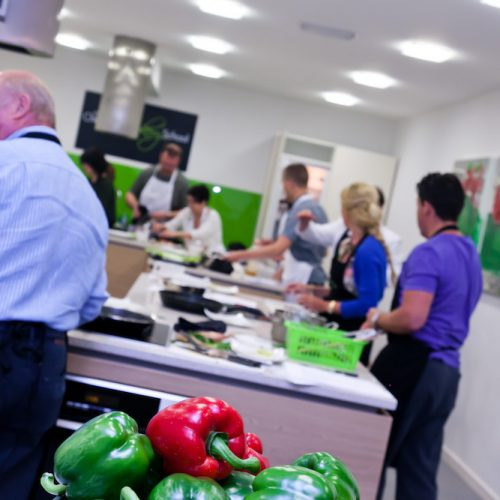 Cheshire Cookery School Classes