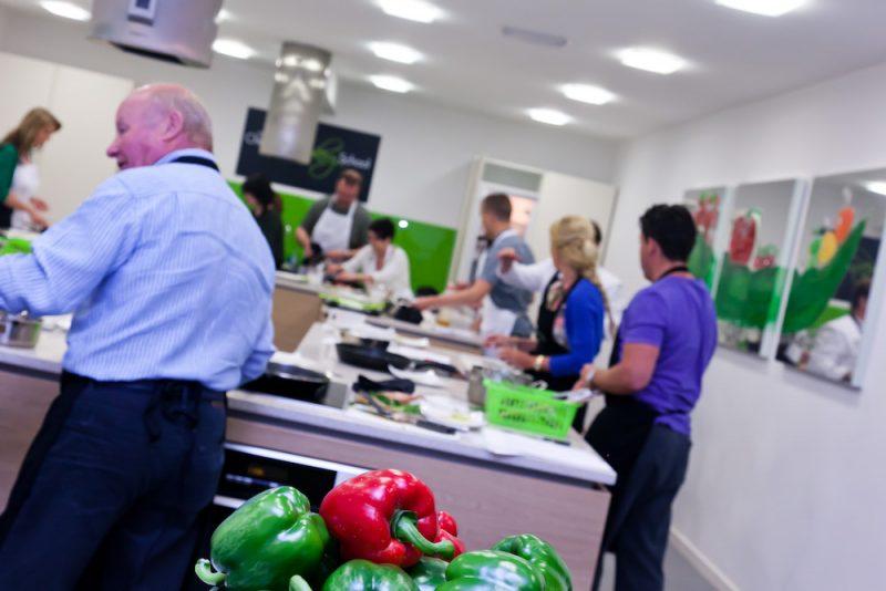 Cheshire Cookery School Classes